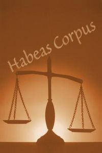 Writ of habeas corpus definition